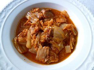 Mein Kimchi Jjigae