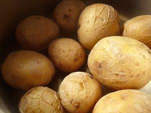 Kartoffeln kochen