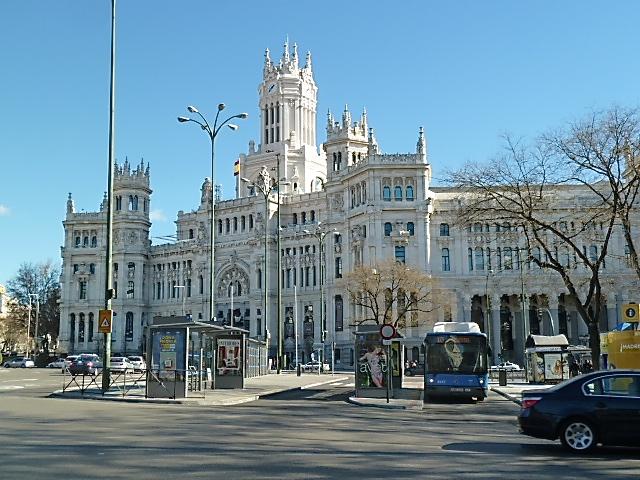 Zurück aus Madrid