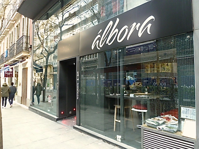 Bar & Restaurante Álbora Madrid