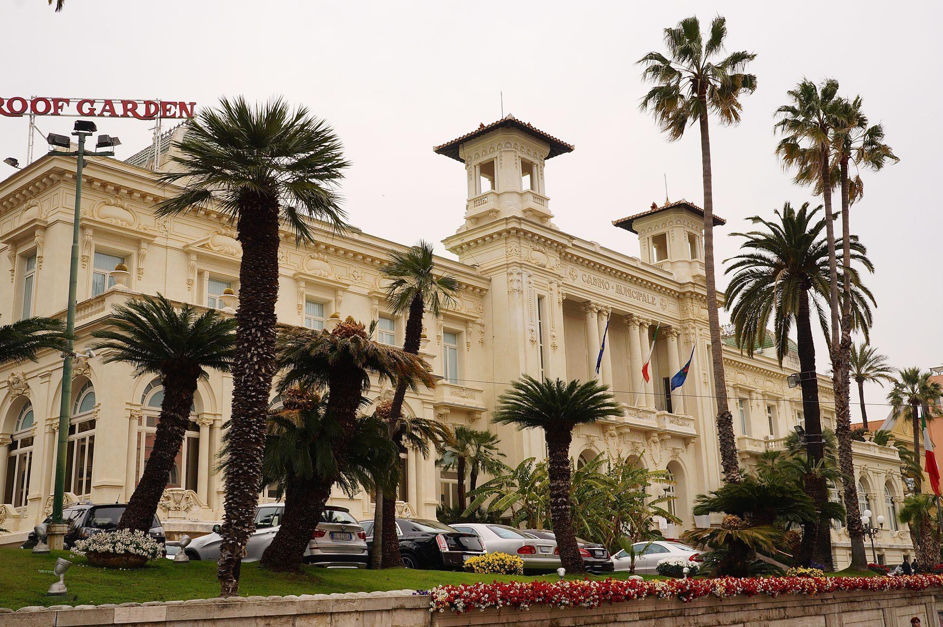 Ein Olivenöl-Menü im Hotel Royal San Remo