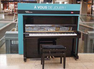 Für Klavierspieler am Gare de l'Est