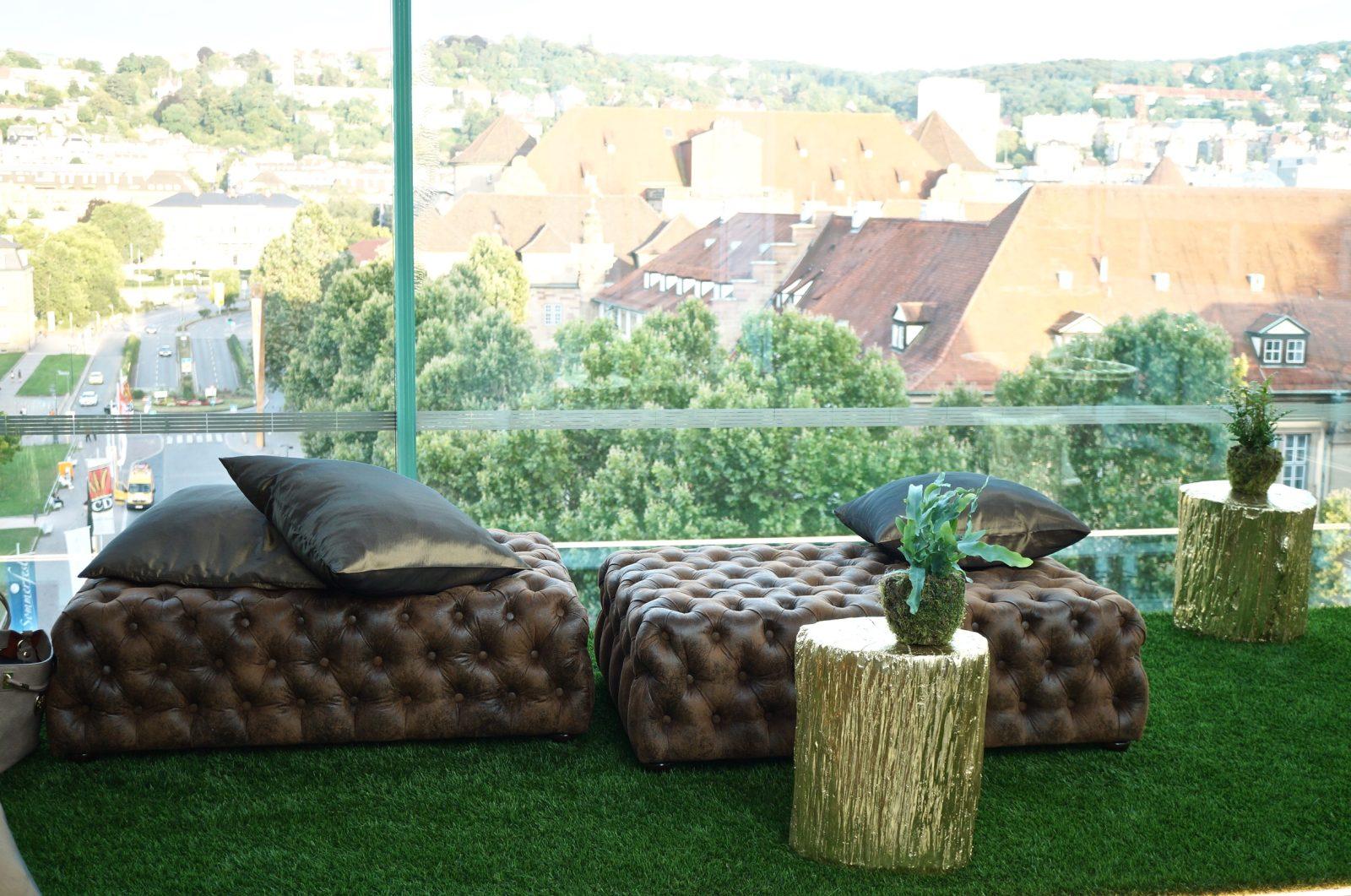 kleiner Loungebereich
